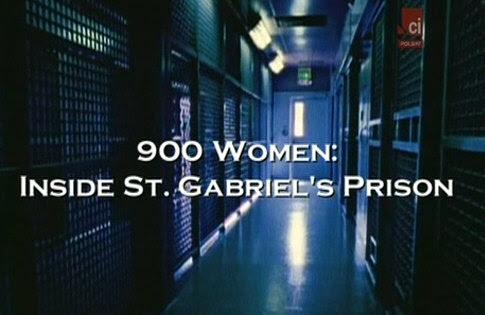 900 kobiet Wiêzienie St Gabriel's  / 900 Women: Inside St Gabriel's Prison (2000) PL.TVRip.XviD / Lektor PL