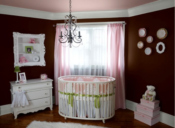 Cuarto De Bebe Nia Affordable Trendy Bebe Nia U Decoracion Bebes