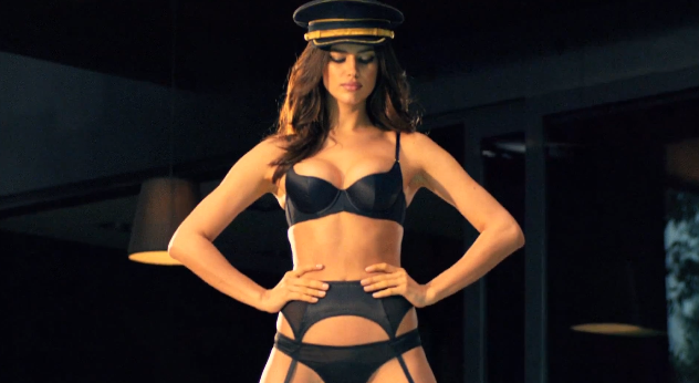 Penelope Cruz's Directs New L'Agent by Agent Provocateur Web Film Ad That Features Sister Monica