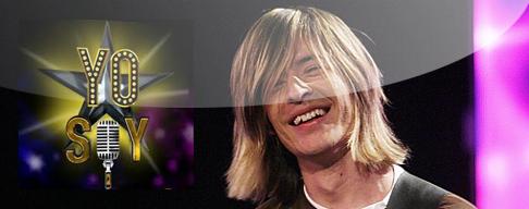 Kurt Cobain peruano gano Yo Soy