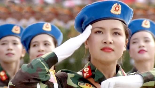 Thơ hay viết về nữ quân nhân, người lính nữ