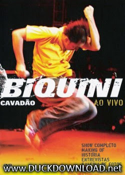 Download Biquini Cavadão - Ao Vivo DVD-R