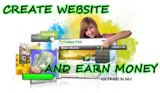 get paid making websites