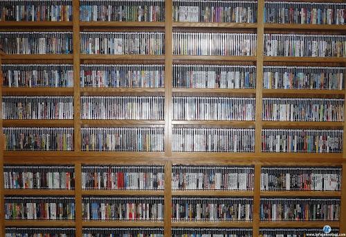 Koleksi game PS2