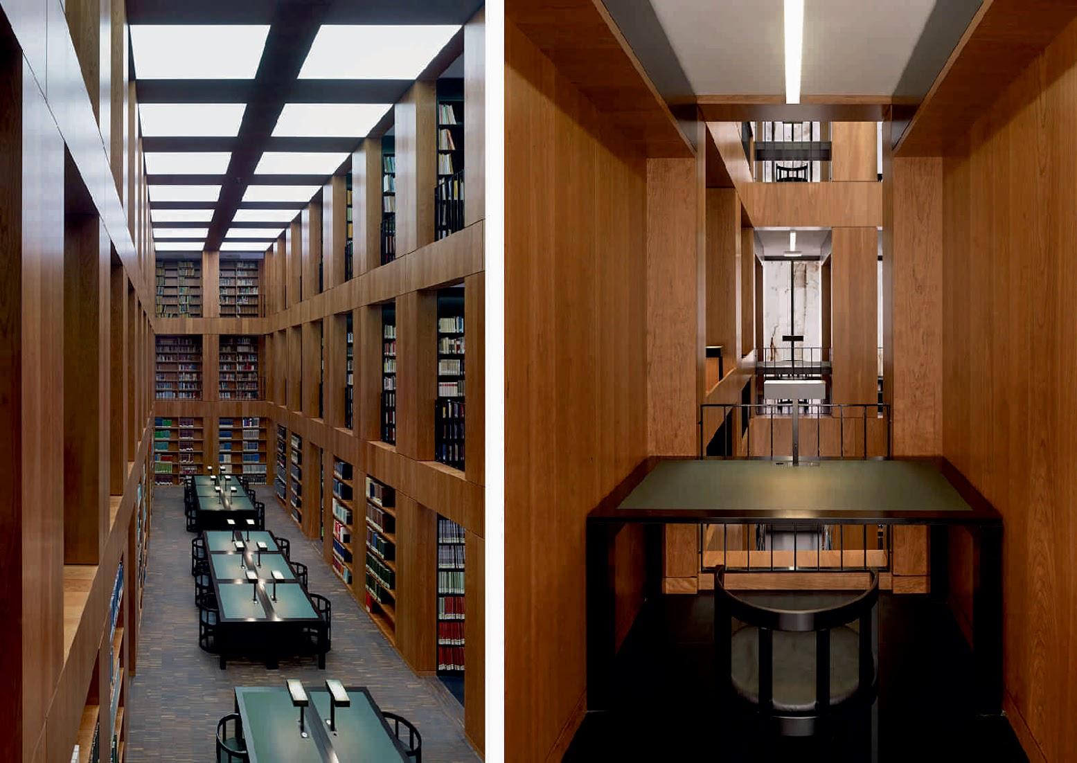 Nu Room Essen werden essen germania folkwang library by max dudler