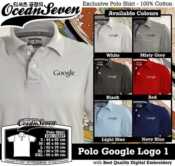 POLO Google Logo 1 IT & Social Media distro ocean seven