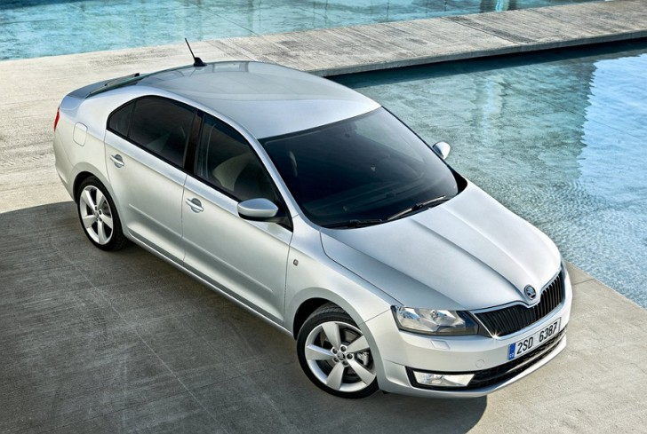 Skoda Rapid [photo & video]