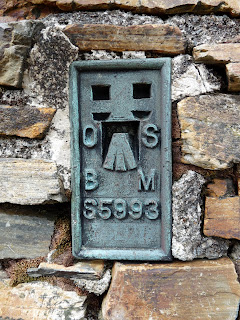 Crag Hill summit Trig Pillar Flush Bracket (S5993)
