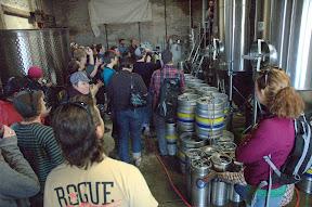 Linden street brewery wedding