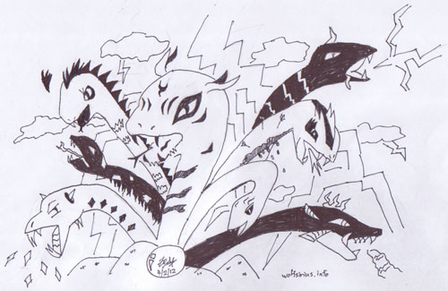 Image: 八岐大蛇