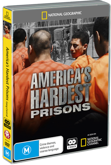 Najciê¿sze wiêzienia w Stanach  / America's Hardest Prisons (2007) PL.TVRip.XviD / Lektor PL