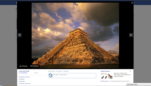 Nuevo Visor de Facebook