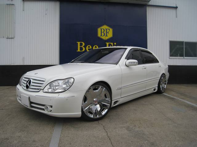 Mercedes benz w220 s600 japanese style benztuning for Mercedes benz japan