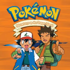 Pokemon Season 2 : The Adventures In The Orange Islands