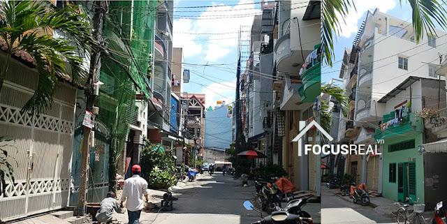 Bán Nhà Đường Nguyễn Hồng Đào Quận Tân Bình