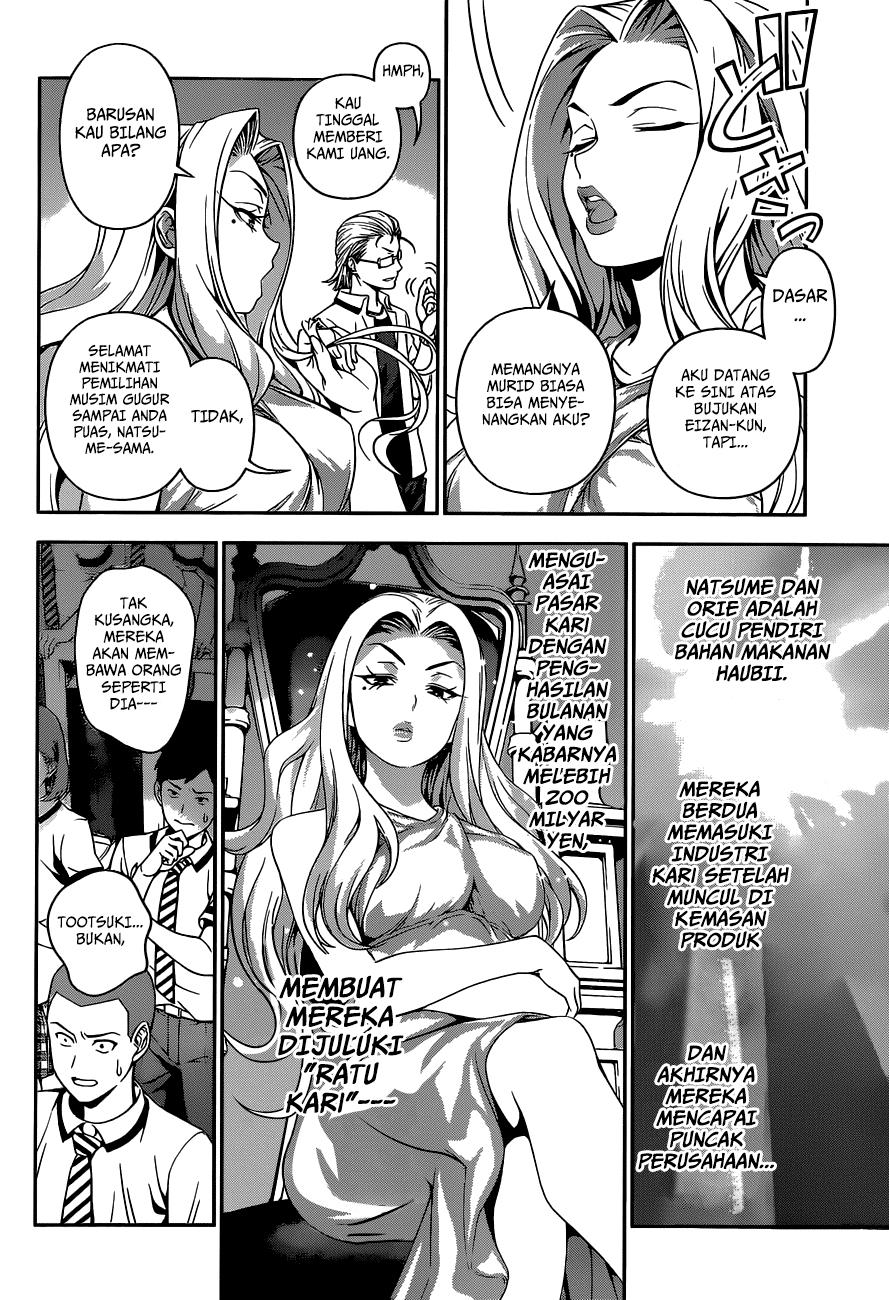 Shokugeki no Souma Chapter 48-9