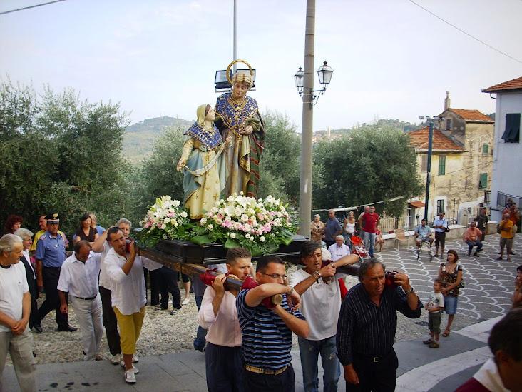 Festa di Sant'Anna in frazione Serreta