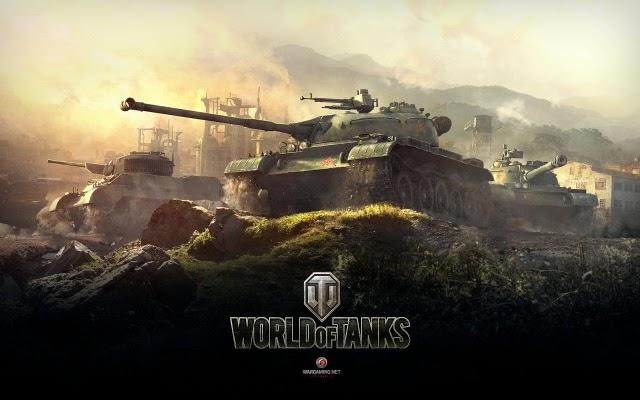 В разработке находится версия игры World of Tanks для Xbox One