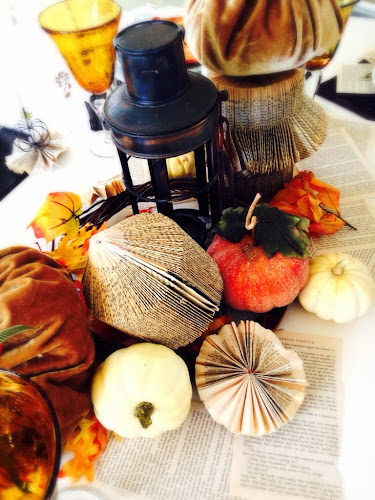 Thanksgiving Tablescape 10 Tips On Creating A Unique