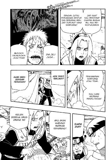 Komik Naruto 540 page 11