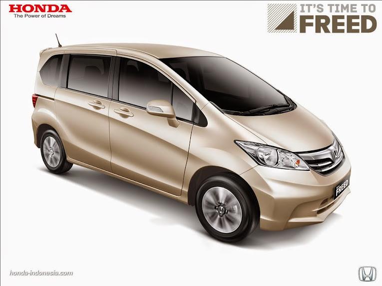 Honda Freed - Spesifikasi Lengkap dan Harga