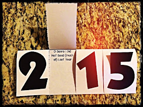 example 2015 Reading Goals Printable 1