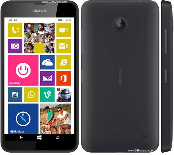 Nokia Lumia 638 - Spesifikasi Lengkap dan Harga