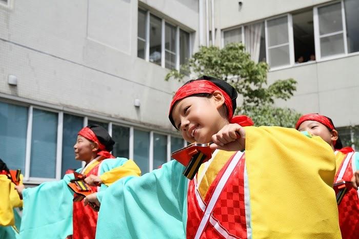 第61回よさこい祭り☆本祭2日目・川村病院11☆上2目0671
