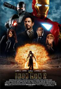 Người Sắt 2 - Iron Man 2 poster