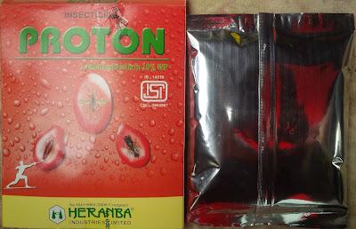 Thuốc diệt côn trùng Proton 10WP