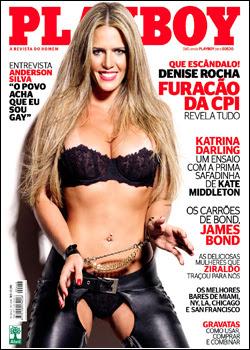 download Playboy Denise Leitão poster capa dvd