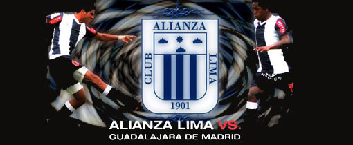 Alianza Lima vs. CD Guadalajara de Madrid en Vivo