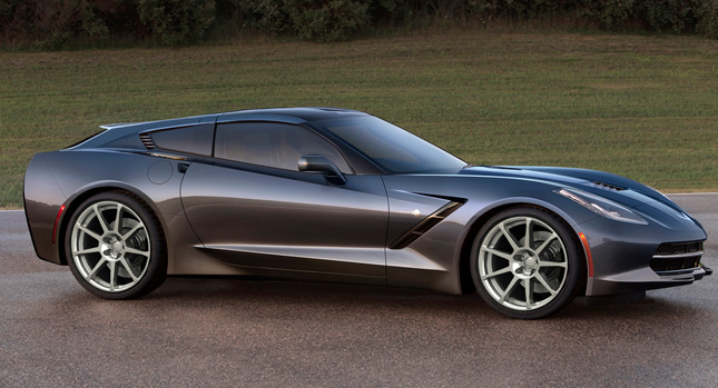 2014 Corvette Stingray Concept