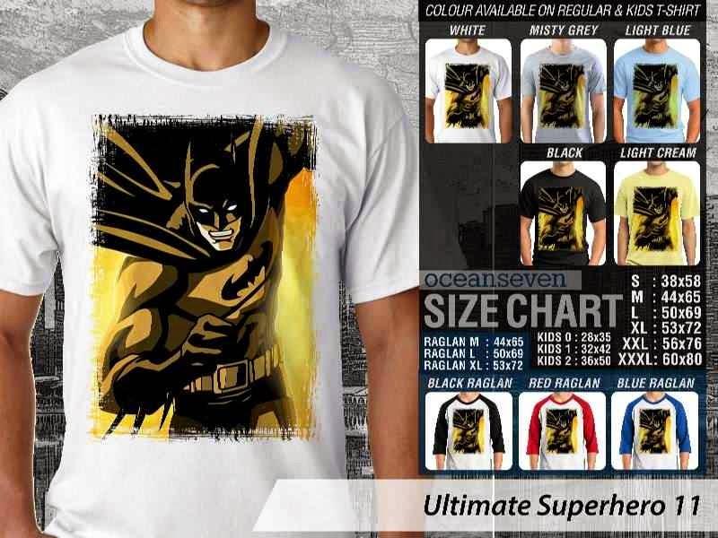 KAOS Batman 11 Ultimate Superhero distro ocean seven