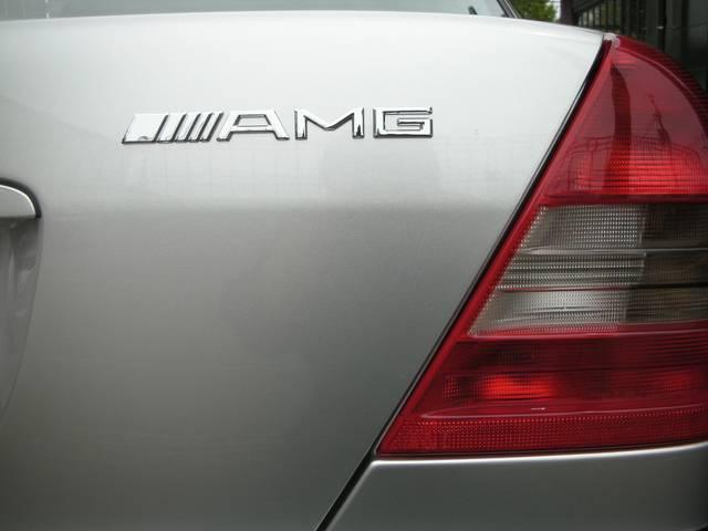w202 amg logo