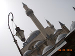 Konya - Temple for whirling dervish