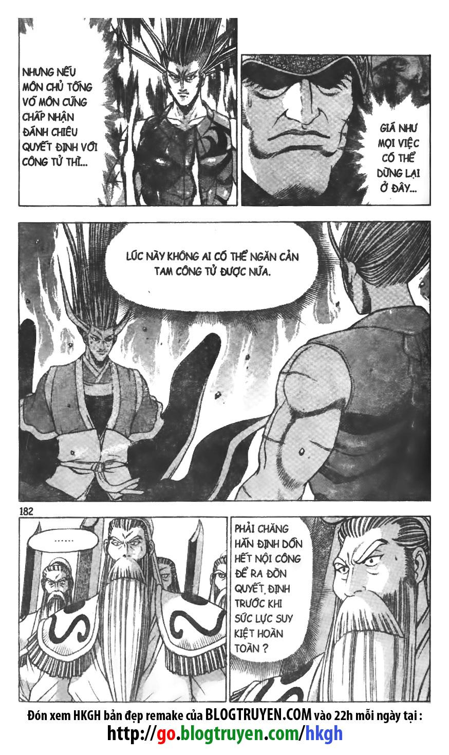 xem truyen moi - Hiệp Khách Giang Hồ Vol30 - Chap 207 - Remake