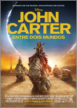Download John Carter: Entre Dois Mundos   Dublado DVDRip Avi