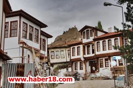 Çankırı'nın kültürel ve tarihi dokusunu yaşatmaya çalışan Çan
