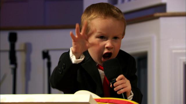 miniprofetas, minipredicadores, natgeo, fe extrema