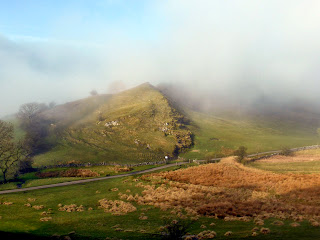 Chrome Hill In The Fog