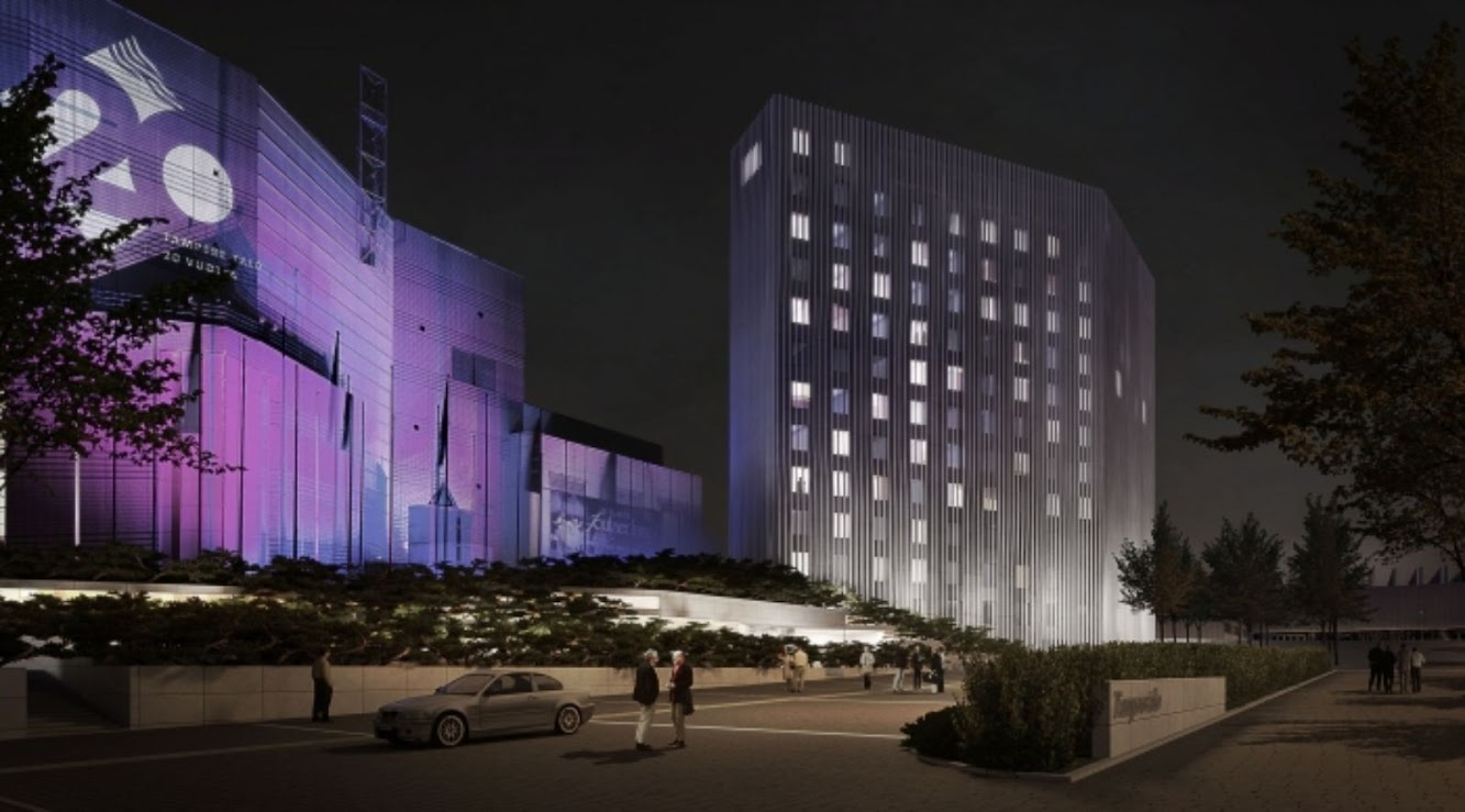 Hotel: ALA WINS TAMPERE-TALO COMPETITION