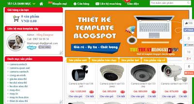 download free templates blogspot bán hàng