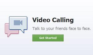 Facebook Tambah Fitur Video Calling