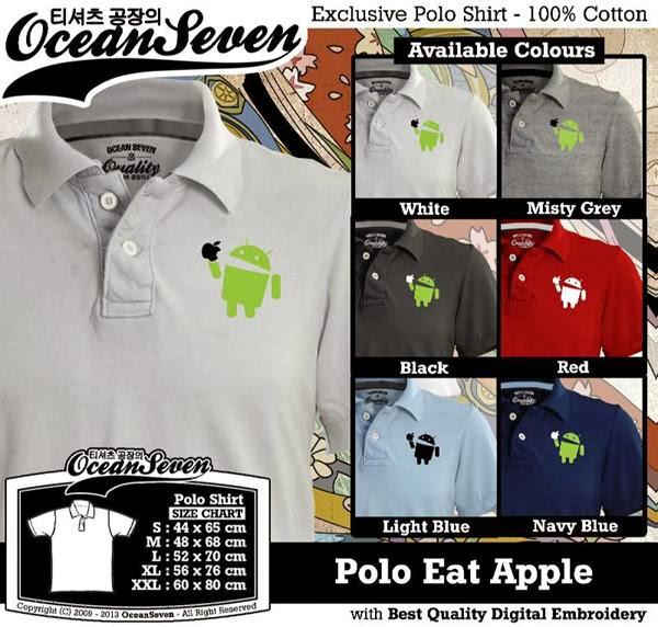POLO Eat Apple IT & Social Media distro ocean seven
