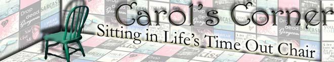 Carol's Corner