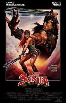 Thanh Kiếm Nữ Hoàng - Red Sonja (1985)