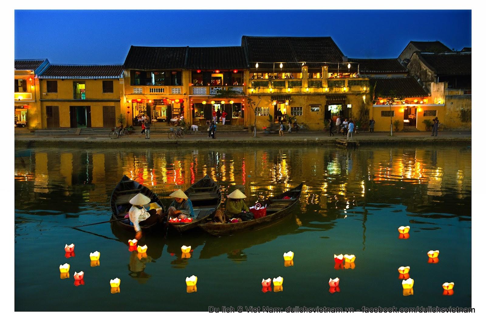 Hoai river