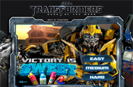 Transformers Dark of the Moon Game