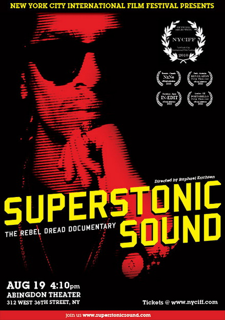 Don Letts Muzyka jest religi± / Superstonic Sound The Rebel Dread Documentary (2009) PL.TVRip.XviD / Lektor PL